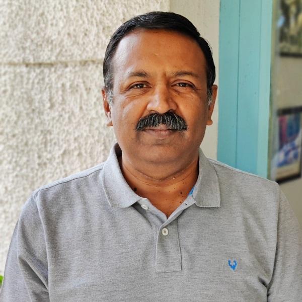 Natesh Kannan - Head - Client Management